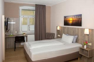 Einzelzimmer Hotel Gasthof zur Post Riedenburg