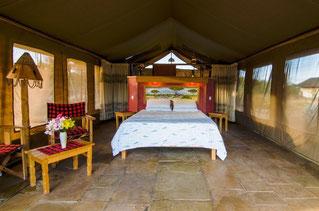 Camping Safaris Kenia