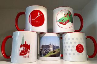 mug Mons Doudou Dragon singe