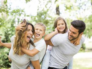 Familie, Ehe & Partnerschaft