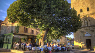 Restaurants in Tremolat