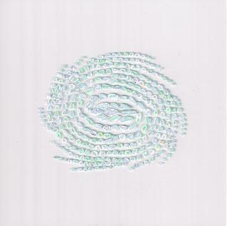 Galaxie (15 cm x 15 cm)