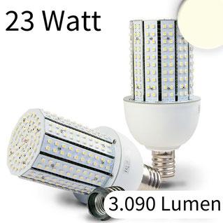 E27 / E40 Corn Leuchte, 23W, neutralweiss, Lumen 2.100lm