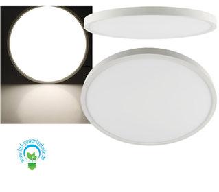 LED Panel rund 10W, 750lm, ØxH 18x4cm, neutralweiß dimmbar Preis ab 36,00 EUR