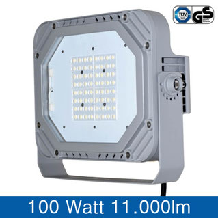 LED Fluter 100W, 11.000lm, tageslichtweiss