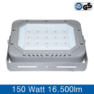 LED Fluter 150W, 16.000lm, tageslichtweiss