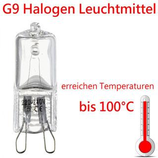 G9 Halogen Leuchtmittel