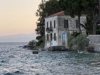 in 5min zu Fuß in Kato Gatzea - zum Flanieren unter Griechen