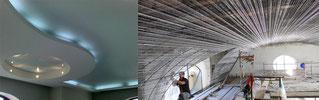 ditta che si occupa di sistemi innovativi di costruzione a secco