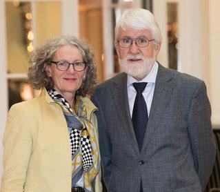 Angela Kreis-Muzzulini und Bernhard Müller, © Gaby Züblin, Bern