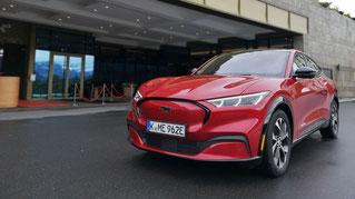 Ford Mustang Mach-E Test und Fahrbericht