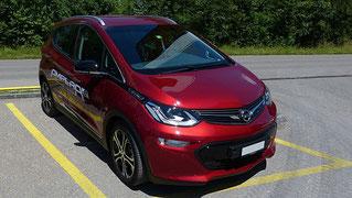 Opel Ampera-e Test und Fahrbericht