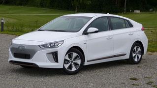 Hyundai Ioniq Electric Test und Fahrbericht