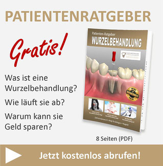Patienten-Ratgeber Wurzelbehandlung Musterstadt
