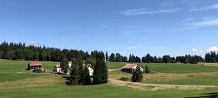 Im Tal der Dolinen Les Montbovats