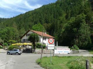Restaurant und Weiler Biaufond
