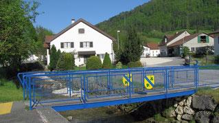 Im Dorf Vermes