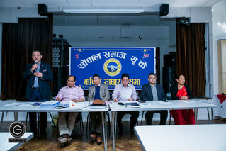 Sonpal UK's AGM - 5.5.18, Album1