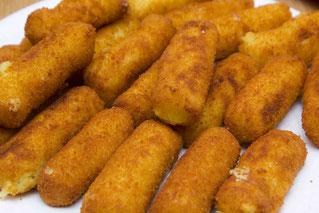 Kartoffel Kroketten selber machen