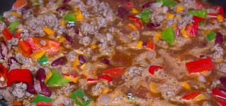 Chili con Carne Original Rezept Chili con carne selber machen Chilli con carne Rezept