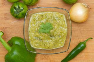Salsa Verde Rezept Original mexikanisch