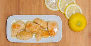 Zitronenhähnchen chinesisch Rezept