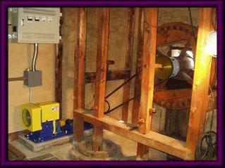 水力発電装置