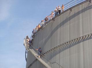 Politiktag Tanklager Falken
