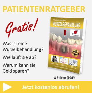 Patienten-Ratgeber Wurzelbehandlung Verl