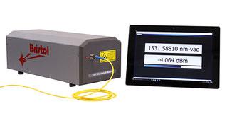 Optisches Wellenlängenmessgerät 671 für cw Laser