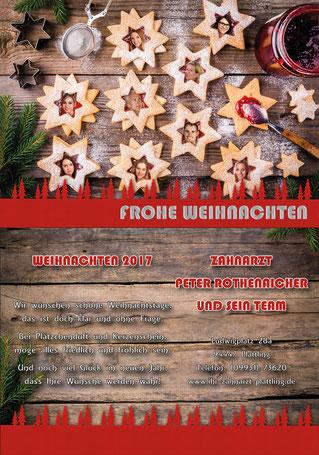 Frohe Weihnachten © Petra Rothenaicher