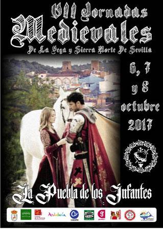 Programa de las Jornadas Medievales en la Puebla de los Infantes