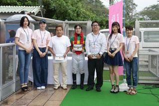 関係者の皆様おめでとうございます。         PHOTO by:(C) fanfan/H.Taniguchi