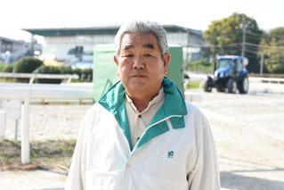川嶋弘吉調教師