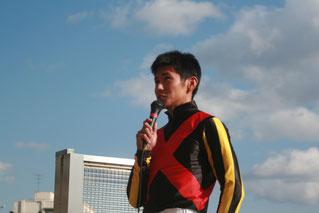 田知 弘久 (たち ひろひさ) 騎手