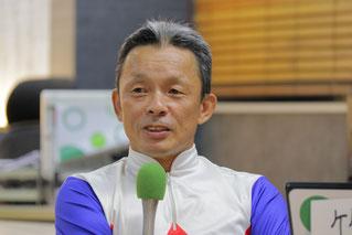 収録後の大塚騎手コメント「やっぱり、東川さんはさすがです」