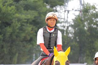 騎手デビューも近い東川慎候補生