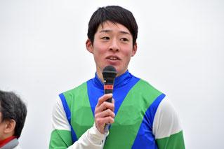 渡邊竜也騎手