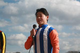 中島 龍也(なかじま たつや)騎手