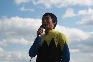 青柳 正義(あおやぎまさよし)騎手