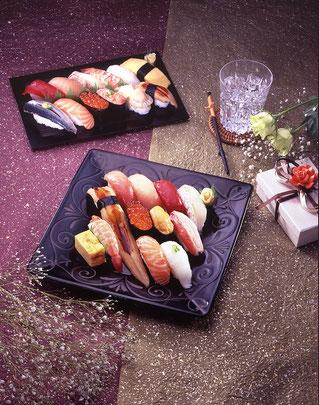 お寿司料理イメージ撮影