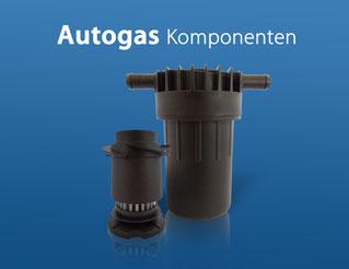 LPG Teile und Autogas Komponenten