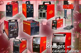 Équipements de soudage, appareils de soudage, TIG, MIG, MAG, Plasma