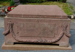 Sarkophag 17.Jhr., Endzustand