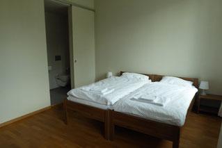 A Chambre d'hôtel