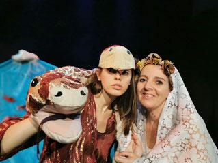 Théâtre du Versant - Biarritz - Spectacle Ni bleu ni rose