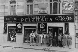 Pelz und Lammfell in Wien Hietzing