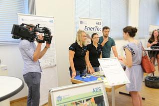 Schülerlabor EnerTec (Bild: VDI Saar)