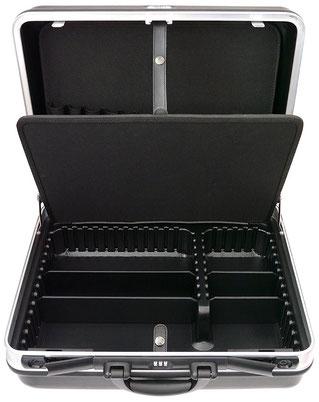 Famex Werkzeugkoffer Innenansicht