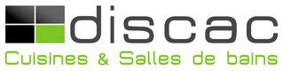 ©Discac, cuisines & salles de bains, logo_Archi'Tendances